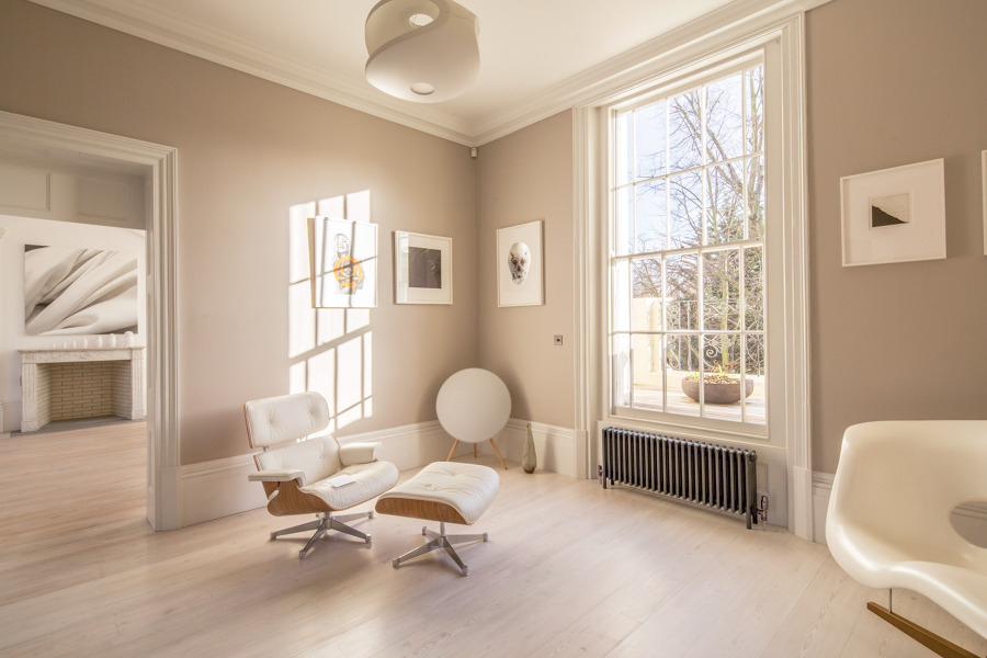 Colores de pinturas para paredes interiores top good gama for Colores pintura pared